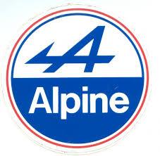Pièces Alpine